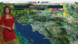 AM Forecast: Santa Ana Winds Are Back