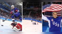 Goal, Save, Celebration: Team USA's Golden Moment in Photos