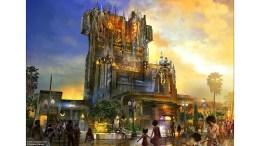 Goodbye to Disney's 'Tower of Terror' Ride
