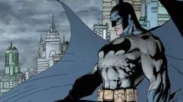 Happy Birthday Batman: the Dark Knight Turns 75
