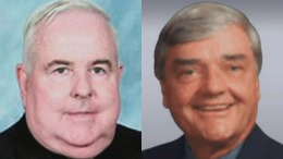 2 Priests Accused of Child Sex Abuse Removed
