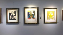 Historic Picasso Exhibit Opens in Beverly Hills