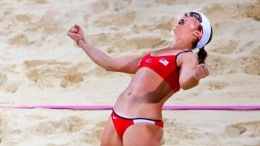 Olympic Beach Volleyball Bodies, Bikinis