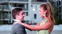"Teen Has ""Surreal"" Prom Date With Supermodel"