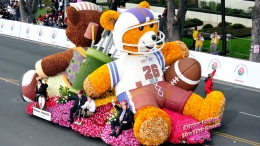 Award-Winning Floats of the 2013 Rose Parade
