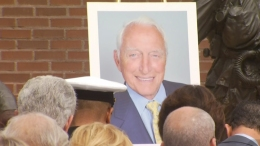 Service Held for Dr. A. Richard Grossman, Pioneering Burn Doctor