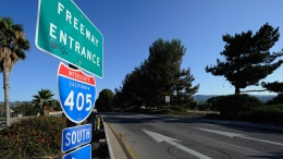 405 Freeway Lanes Near LAX to Close for 15 Nights