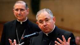 Catholic Parishioners Hear Words of Apology for Abuse by Priests