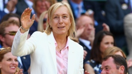 Martina Navratilova Calls Out BBC For Gender Pay Discrepancy