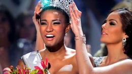 Angola Wins Miss Universe Competition