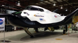 "Top NASA Official in California to Inspect ""Dream Chaser"""