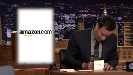"Jimmy Fallon Pens ""Thank You Notes"" on ""Tonight"""