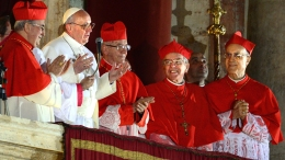 Pope Francis: Profiling the New Pontiff