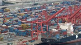After 5th Day of Strike at Ports, Talks Continue