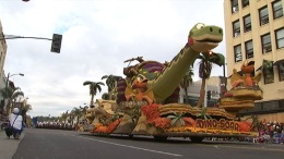 Sights, Sounds of the Rose Parade