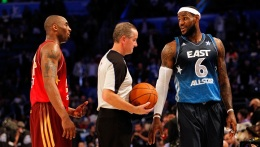LeBron Beats Kobe In Round One: Heat Win