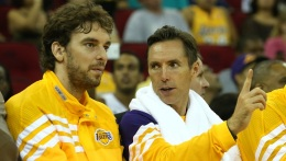 Lakers Need Nash, Gasol to Solve Struggles