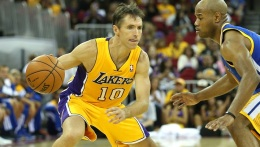 Update: Lakers-Warriors: Steve Nash Starting