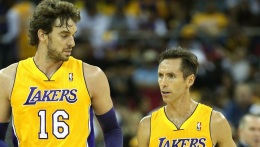 Lakers Practice Report: Steve Nash is Back