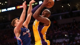 Lakers' Kobe Bryant Loves Playing at Clippers