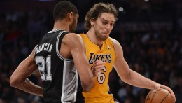 Gasol, D'Antoni Discuss Roles Over Dinner