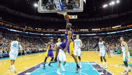 Kobe and Dwight Argument Good for Lakers