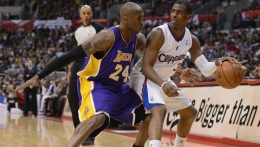 Locker Room Rivalry: Lakers And Clippers