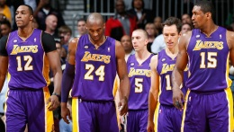 Lakers, Wizards Preview: Kobe, Pau Back