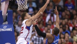 Clippers Face Thunder in Game 5