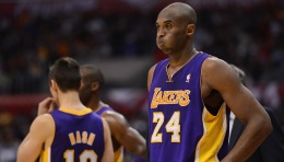 Again, Kobe Bryant Must Carry Lakers Against Rockets