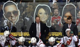 Stanley Cup Game 3 Images: Kings 4, Devils 0