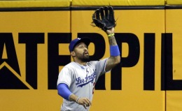 Dodgers' Kemp Tweets Plans to Donate $1,000 Per Home Run