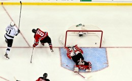 Kopitar's Game-Winner Past Brodeur