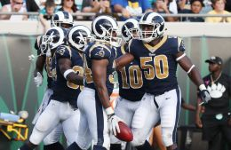 Rams Remain Undefeated on the Road