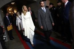 Inauguration Fashion: Best Looks