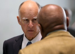 Taped Calls, Insurance Fix Haunt Jerry Brown