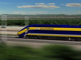 Cost of California's High-Speed Train