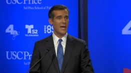 """Last-Minute Trick"": Robocalls Say Obama Endorses Garcetti"