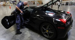 Ferrari, Lamborghini Among Cars Seized at Port