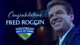 NBC4 Sports Anchor Fred Roggin Inducted in CA Sports Hall of Fame