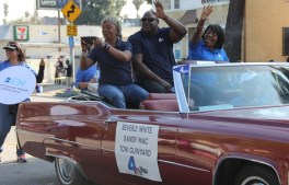 NBC4 Celebrates MLK Day at the Kingdom Day Parade