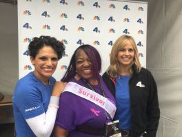 Join NBC4 at Making Strides Against Breast Cancer LA on October 19