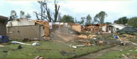 Indiana Reels From Damage, Injuries After Tornadoes Touch Down