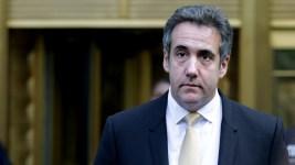 Ex-Trump Lawyer Cohen Providing Info in Mueller Probe