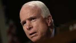 McCain's Return Symbolic for Health Care Vote: Analysis