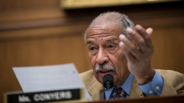 Conyers Confirms Harassment Settlement; Ethics Probe Opens