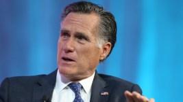 Romney Announces Senate Bid, Touts Utah 'Values,' 'Respect'