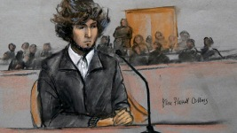 Boston Marathon Trial: Feds Rest Case Against Tsarnaev