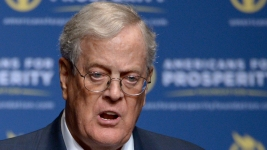 Koch Network Spending Millions to Stop GOP Health Care Bill