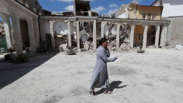 Nuns, Priest and Past Quake Survivors Escape Death in Italy
